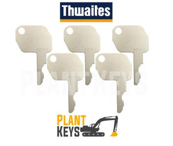 Thwaites 92274 (5 Keys)