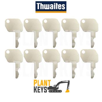 Thwaites 92274 (10 Keys)
