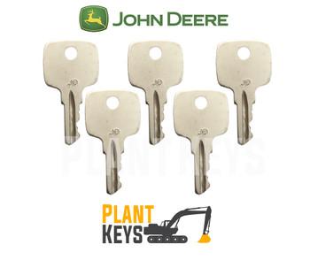 John Deere JD/AR 51481 (5 Keys)