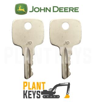 John Deere JD/AR 51481 (2 Keys)