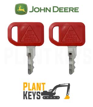 John Deere KV13427 T209428 (2 Keys)