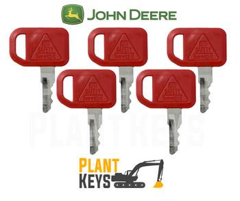 John Deere KV13427 T209428 (5 Keys)