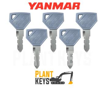 Yanmar 52160 (5 Keys)