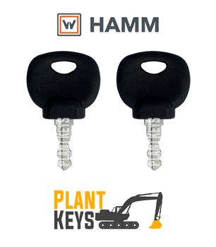 Hamm 14707 (2 Keys)