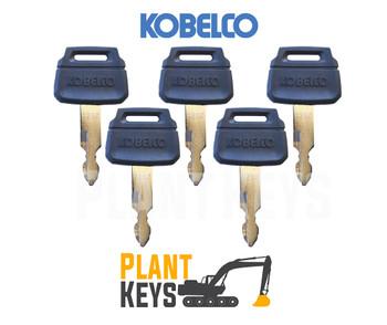 Kobelco K250 (5 Keys)