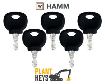 Hamm 14707 (5 Keys)