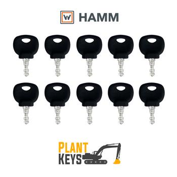 Hamm 14707 (10 Keys)