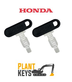 Honda Generator (2 Keys)