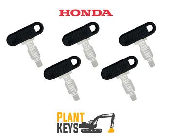 Honda Generator (5 Keys)