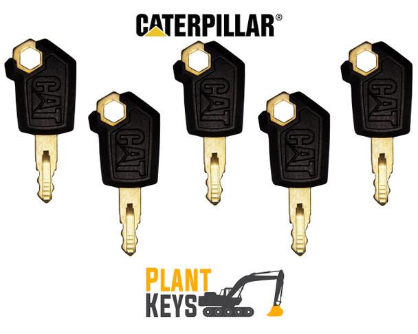 Caterpillar 5P8500 (5 Keys)