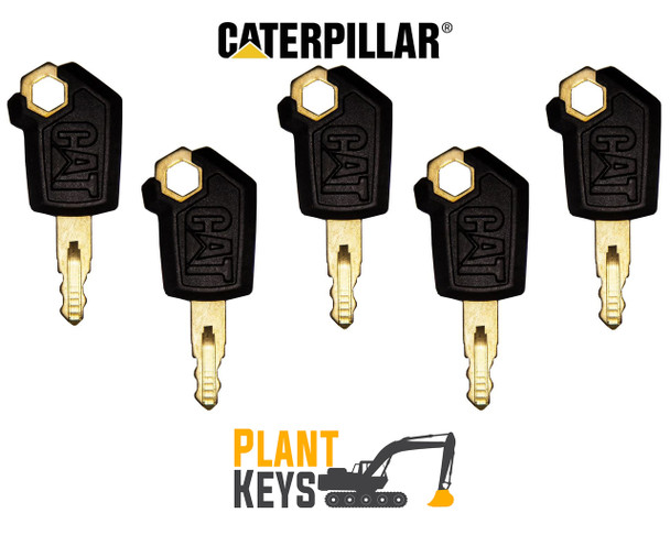 Caterpillar 5P8500 (5 Keys)