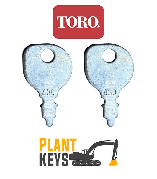 Toro 430 (2 Keys)