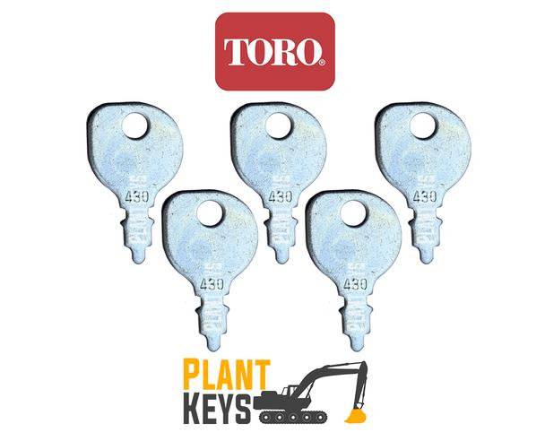 Toro 430 (5 Keys)