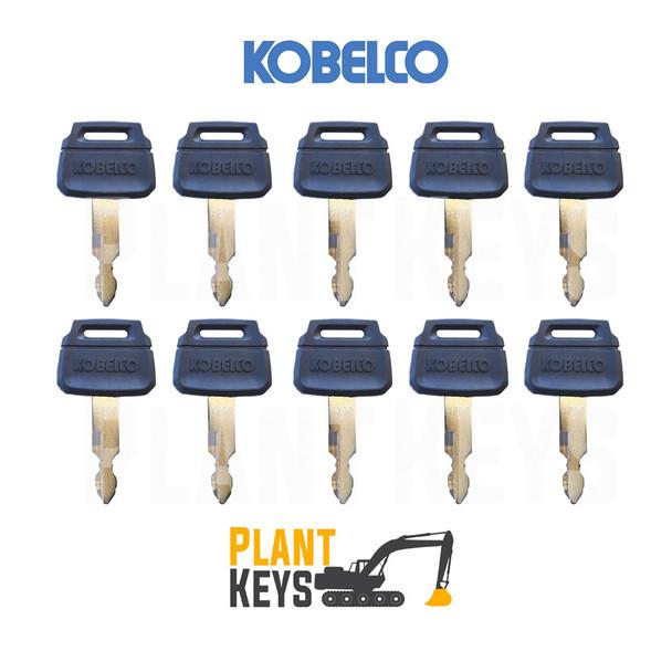Kobelco K250 (10 Keys)