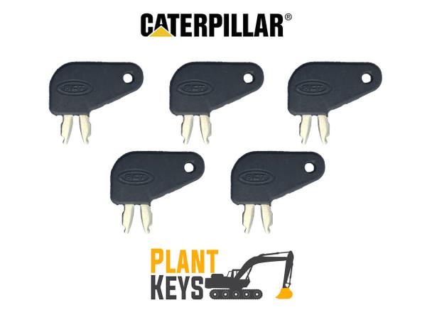 Caterpillar Isolator (5 Keys)