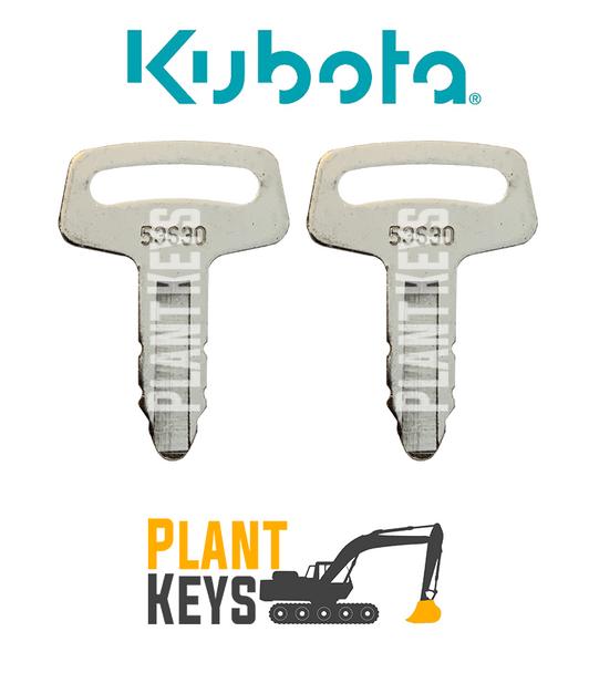 Kubota 53630 (2 Keys)