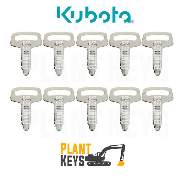 Kubota 53630 (10 Keys)