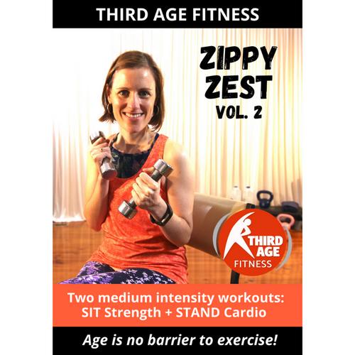 Zippy Zest Vol. 2 - DVD front cover
