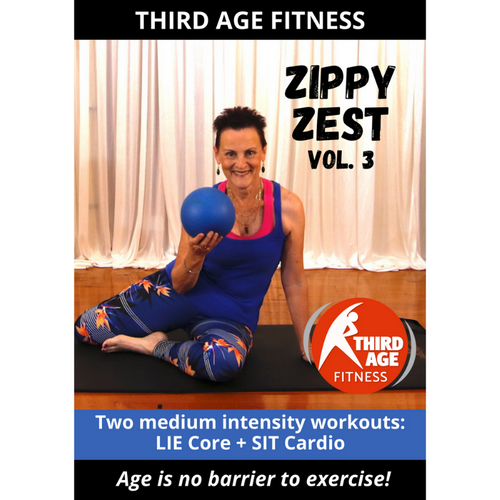 Zippy Zest Vol. 3 - DVD front cover