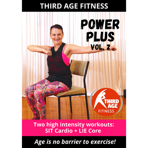Power Plus Vol. 2 - DVD front cover
