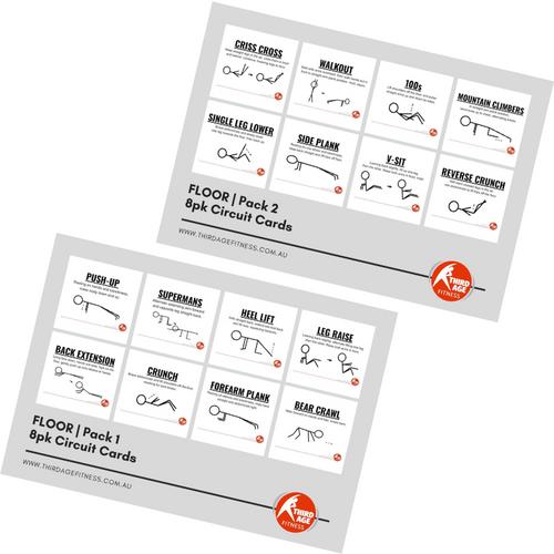 Floor Exercise Circuit Card Combo Summary