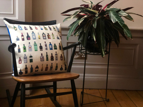 'BAR' Luxury Linen Cushions