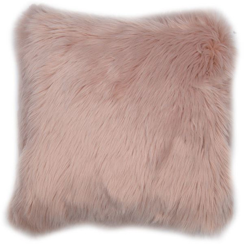 Malini Snug Pink Cushion
