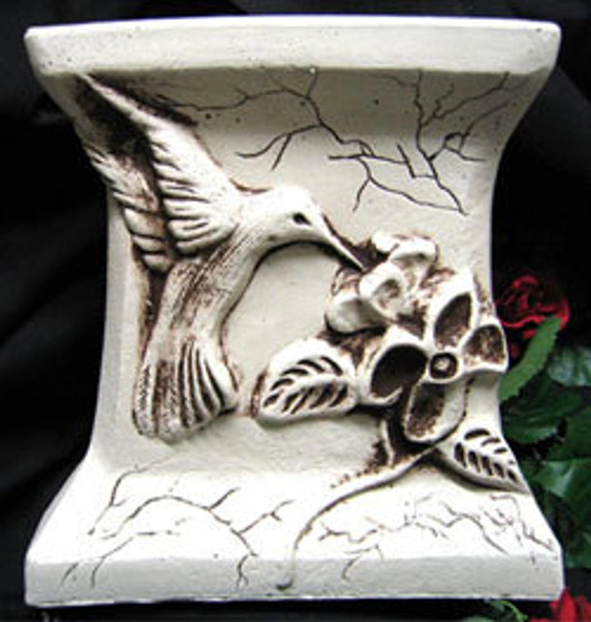 Stone Bench, Christ Legs