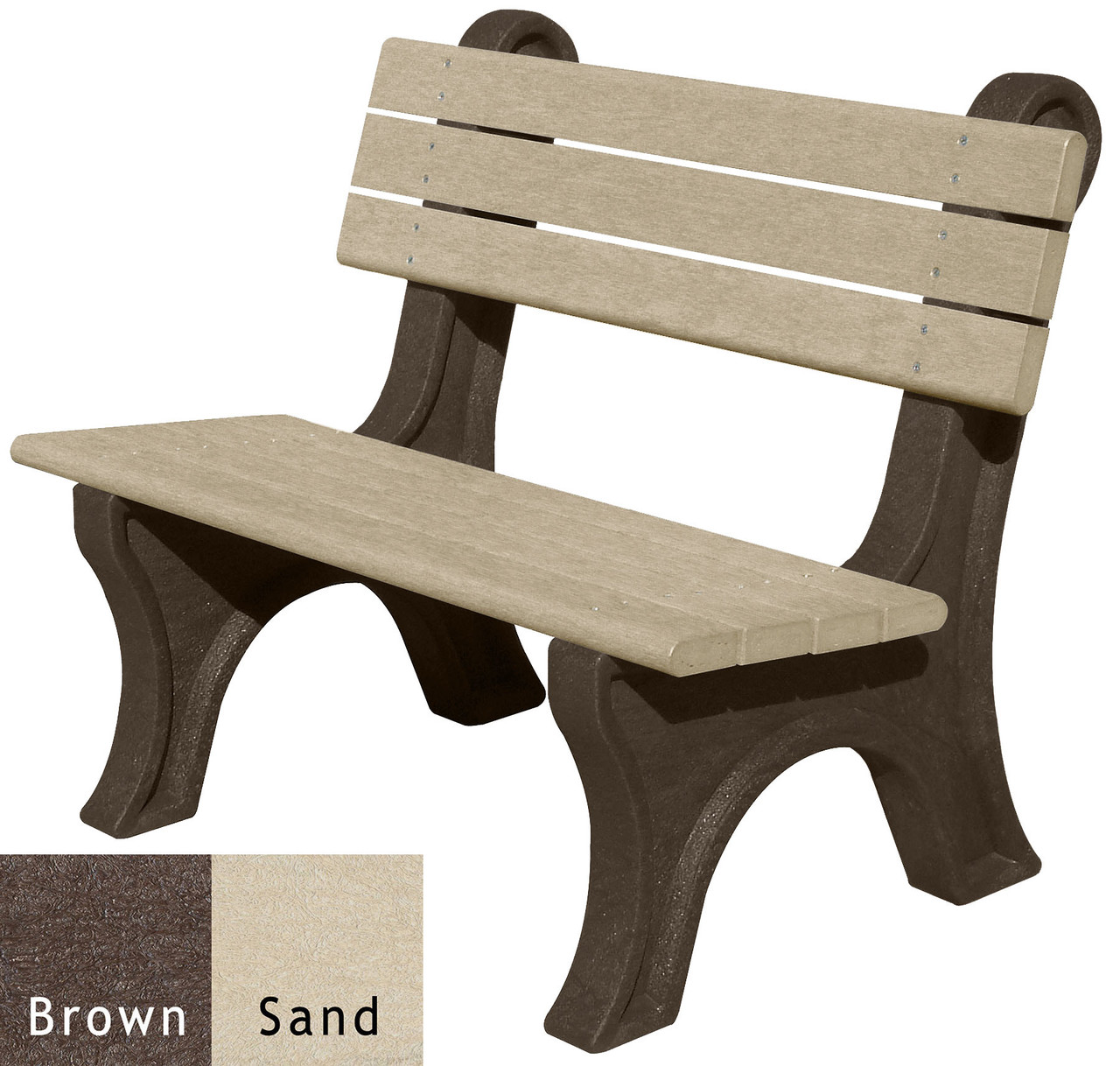 Brown and Sand