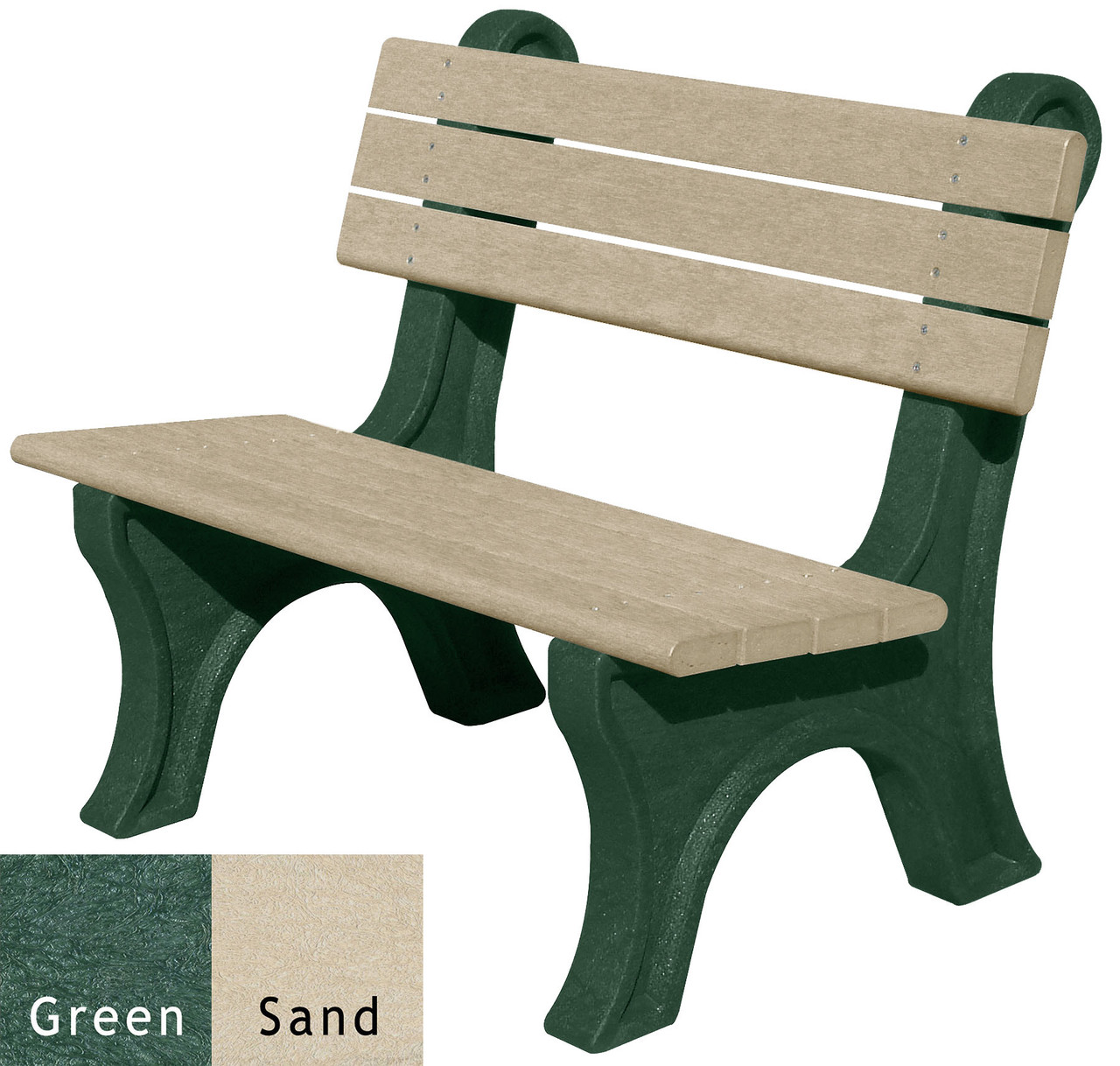Green and Sand