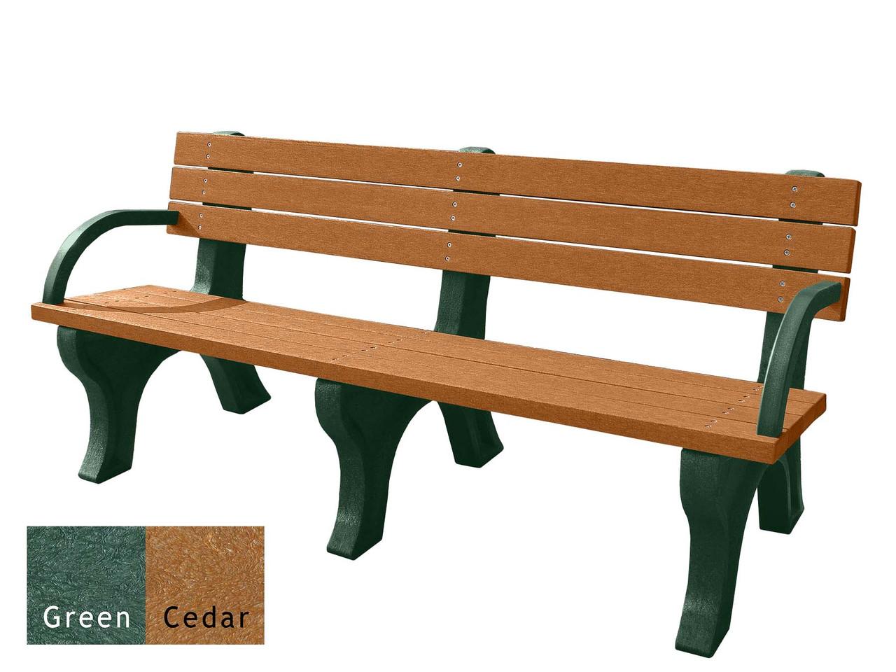 Green and Cedar