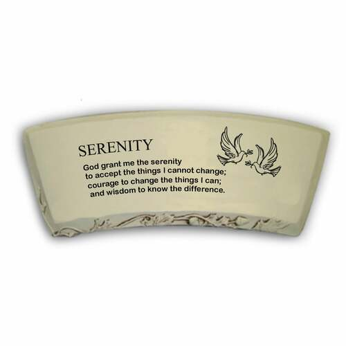 Stone Bench, Serenity Stock