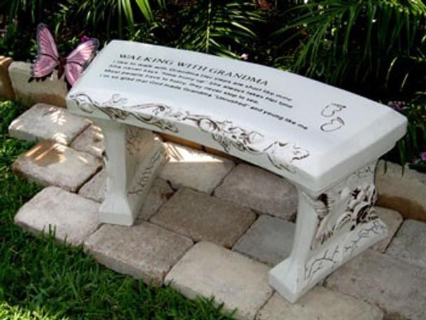 Grandma Garden Bench