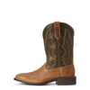Ariat Men's Sport Riggin Brown Cowboy Boots 10027207