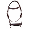 Royal Equestrian English Bridle with Fancy Stitching