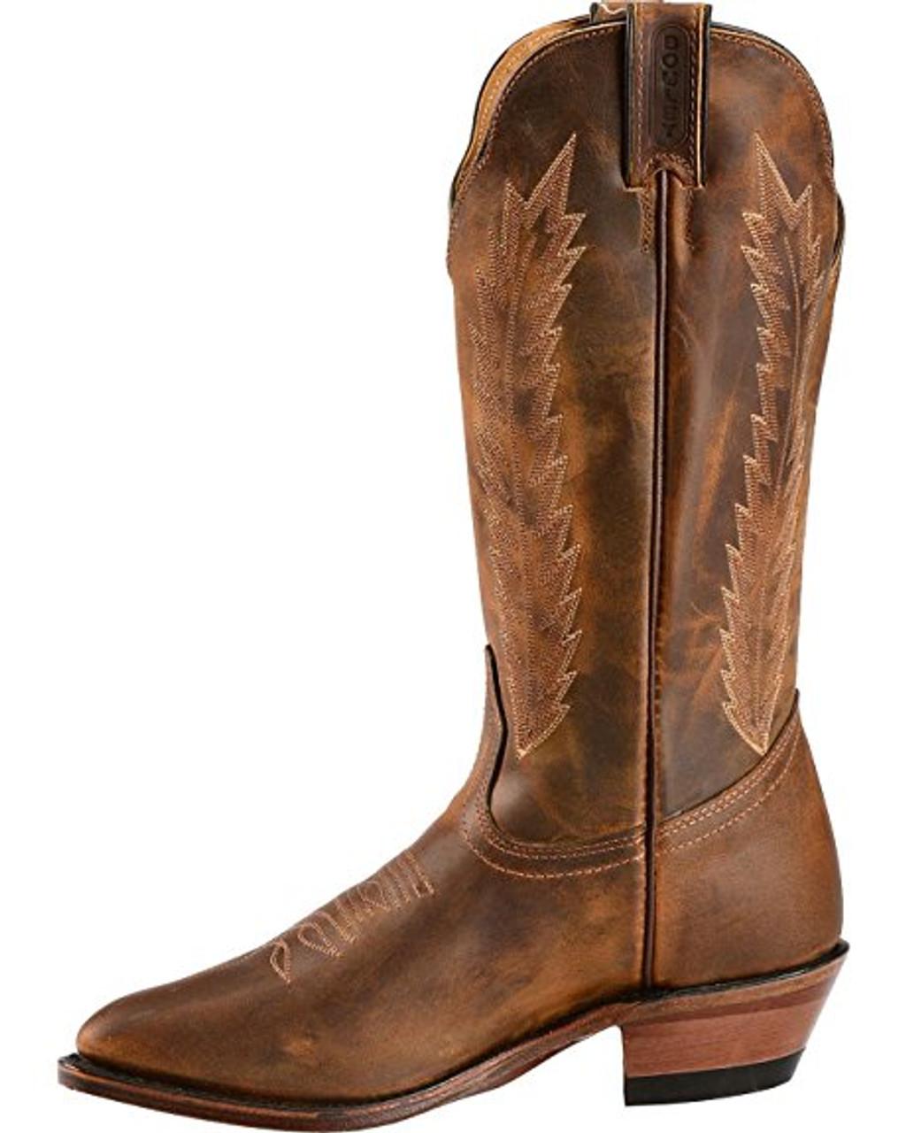 47305aa62 Boulet Women's Tan Western Cowgirl Boots 9026 - Jackson's Western