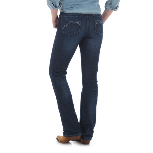 Wrangler Aura From The Women At Wrangler® Instantly Slimming Jean WUT74DM