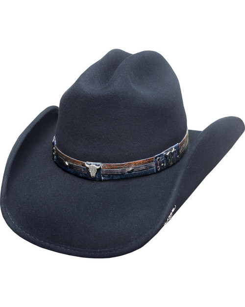 Bullhide Biting The Dust Cowboy Hat