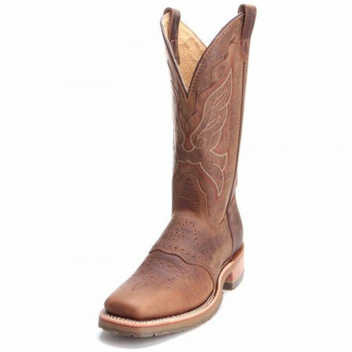 Double H Womens Western Cowgirl Work Boot
