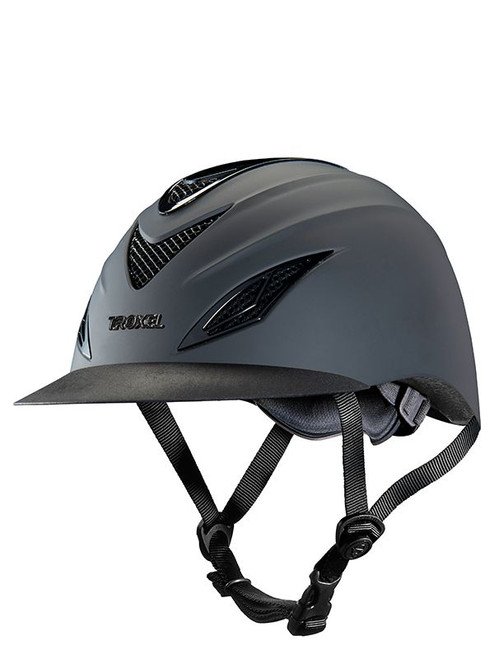 Troxel Avalon Graphite Riding Helmet