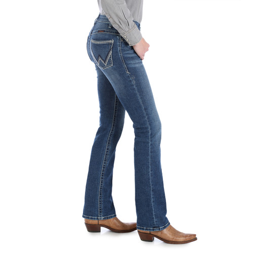 Wrangler Women's Ultimate Riding Jean Willow Davis  WRW60DS