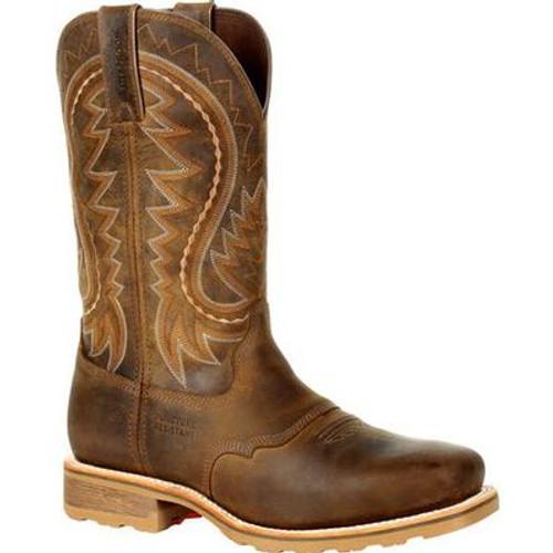 Durango Men's Maverick Pro Steel Toe Waterproof Western Work Boot