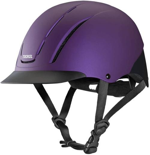 Troxel Spirit Violet Duratec Riding Helmet