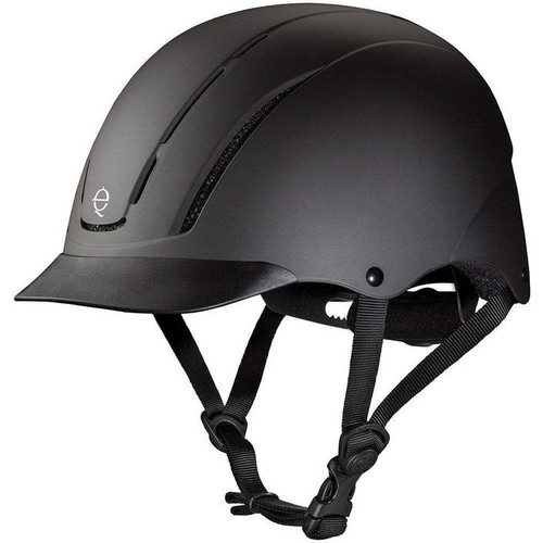Troxel Spirit Black Duratec Riding Helmet