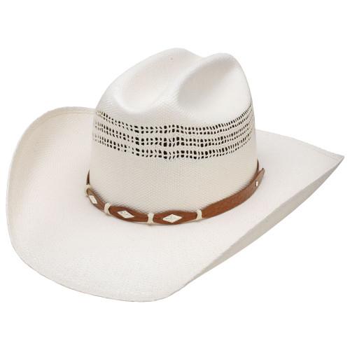 Stetson Kid's Youth Billy Jr Straw Cowboy Hat