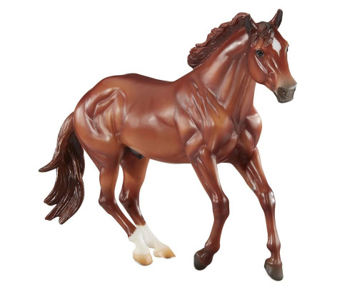 Breyer Checker Mountain Trial American Quarter Horse 1831