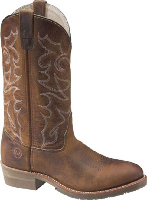 Double H Men's Brown Ice Western Work Boot DH1552