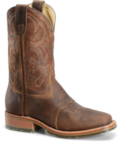 Double H Men's Oldtown Folklore Western Work Boots 3560