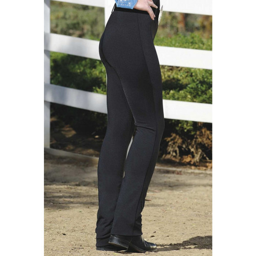 HOBBY HORSE WOMENS SMARTY SHOW PANTS BLACK 553