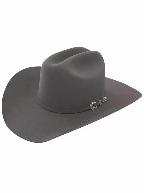 STETSON SKYLINE GRANITE GREY 6X FUR FELT COWBOY HAT